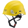 CAMP Ares ANSI Certified Yellow Helmet For Rescue and Rope Access