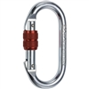 Camp Steel Oval Lock Carabiner