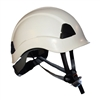 ProClimb Gem Work and Rescue ANSI White Helmet