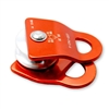 "OPG 1 1/2"" Single Pulley 1/2"" rope ORANGE"