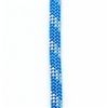OPG static kernmantle rescue rapelling rope 11mm x 100 feet Ocean Blue UL ANSI NFPA USA