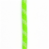 OPG static kernmantle rescue rapelling rope 11mm x 200feet Lime UL ANSI NFPA USA