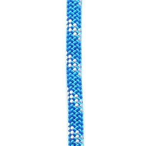 OPG static kernmantle rescue rapelling rope 11mm x 300 feet Ocean Blue UL ANSI NFPA USA