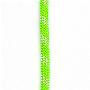 OPG static kernmantle rescue rapelling rope 11mm x 300 feet Lime Green UL ANSI NFPA USA