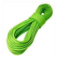 Tendon Lowe 9.7mm Dynamic Climbing Rope 80m (262ft) Green UIAA CE