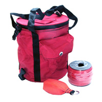 OPG Arborist Throw Line Kit with Collapsible Rope