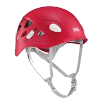 Petzl ELIA Women's Climbing Helmet in RED