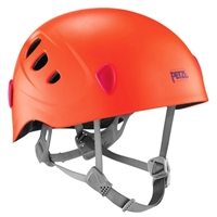 PICCHU Petzl Children's Zipline and Climbing Helmet in Coral