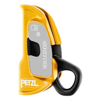 Petzl RESCUCENDER climbing rope grab