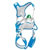 Petzl OUISTITI Children's Zipline and Climbing Fullybody harness for children under 30 kg