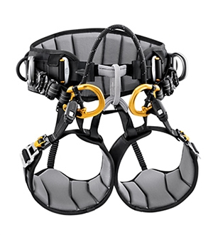 Petzl 2019 SEQUOIA SRT harness size 2