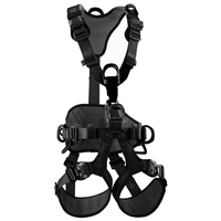 Petzl 2019 Black AVAO BOD FAST fall arrest harness size 0