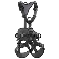 Petzl 2019 Black AVAO BOD FAST fall arrest harness size 2