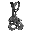 Petzl Black ASTRO BOD FAST Rope Acess Harness size 0 2018