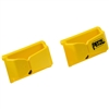 Petzl Lanyard Connector Holder Yellow