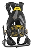 Petzl VOLT + SEAT full body harness + seat with OXAN TRIACT-LOCK Carabiner CSA Size 0