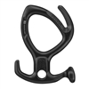 Petzl Black PIRANA Tactical Descender