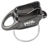 Petzl REVERSO  multi-purpose belay rappel device GRAY