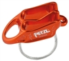 Petzl REVERSO  multi-purpose belay rappel device RED