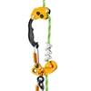 Petzl ZIGZAG PLUS Descender Kit for Single Rope