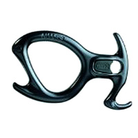Petzl PIRANA descender Black