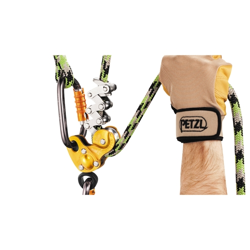 PETZL Professional Zigzag Mechanical Prusik Pulley Device D22A 11.5-13mm Rope