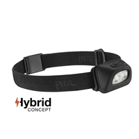 Petzl TACTIKKA +  RGB Headlamp 250 lumens