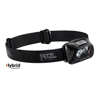 Petzl TACTIKKA CORE Black Rechargeable headlamp 450 lumens