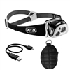 Petzl Reactik headlamp with OmniProGear Case