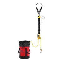 Petzl 2019 JAG RESCUE KIT contained hauling and evacuation kit 60 meter