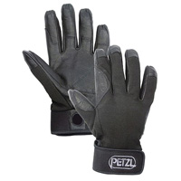 Petzl CORDEX belay/rap glove Black S