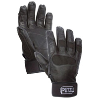 Petzl CORDEX+ belay/rap glove Black L