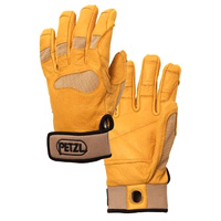 Petzl CORDEX+ belay/rap glove Tan M
