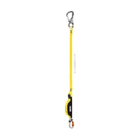 Petzl ABSORBICA-I single lanyard ANSI 150 cm with absorber and EASHOOK   ALL PARTS REPLACEABLE