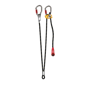 Petzl PROGRESS ADJUST progression Y lanyard with Vertigo Carabiners 2020