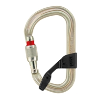 Petzl VULCAN SCREWLOCK carabiner with Captiv