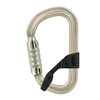 Petzl VULCAN TRIACT-LOCK H-Frame Carabiner with Captiv