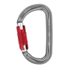 Petzl AM'D H-frame TWIST LOCKING carabiner