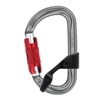 Petzl AMD H-frame TWIST LOCKING carabiner with CAPTIV