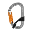 Petzl AMD H-frame TRIACT LOCKING carabiner with CAPTIV