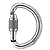 Petzl OMNI SCREW-LOCK carabiner