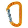 Petzl SM'D WALL H-frame carabiner with tethering hole