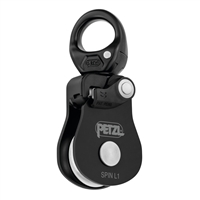 Petzl Spin L1 Single Black Pulley