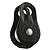 Petzl FIXE pulley Black