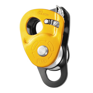 Petzl JAG lightweight double pulley