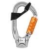 Petzl ROLLCLIP Z H-frame pulley carabiner TRIACT-LOCK with Captiv