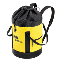 Petzl BUCKET climbing static rope bag 25 liter