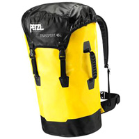 Petzl TRANSPORT pack 45L Red