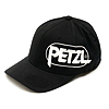 Petzl PETZL TEAM LOGO HAT Logo ball cap Black sz 2