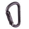 Rock Exotica Pirate Auto-Lock Black Carabiner